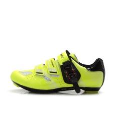 Jual Tb16 B1330 Fluorescentyellow Outdoor Athletic Balap Road Sepatu Autolock Selflock Sepatu Sepeda Spd Sl Look Keo Pelapis Sepeda Sepatu Intl Tiongkok Murah