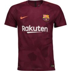 TBK fashion - Jersey Bola Kaos Olahraga Kaos Bola T-Shirt footbaal futsal Murah Barca 3RD 17/18