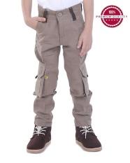 TDLR - Celana Anak Laki-Laki Cream - TYA 4032