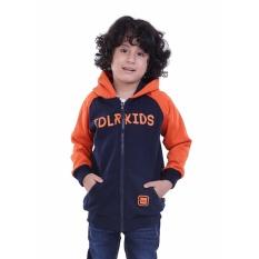 Toko Tdlr Jaket Anak Laki Laki Boy Jacket Bahan Fleece Orange Hood Tgl 2015 Jawa Barat