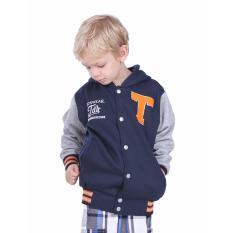 Beli Tdlr Jaket Anak Laki Laki Boy Jacket Bahan Fleece Tennese Tgl 2262 Online Terpercaya