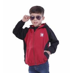 Spesifikasi Tdlr Jaket Anak Laki Laki Boy Jacket Bahan Micro Red Black Tky 2067 Tdlr Terbaru