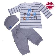 Review Tdlr Kaos Bayi T Shirt Baby Putih Kombinasi Tgp 0163 Di Jawa Barat