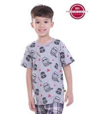 Harga Tdlr Kaos T Shirt Anak Laki Laki Abu Abu Tgm 0122 Lengkap