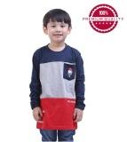 Jual Tdlr Kaos T Shirt Anak Laki Laki Biru Kombinasi Tbn 0221 Jawa Barat