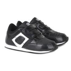 Review Toko Tdlr Tsl 5276 Sepatu Running Methalic Sneaker Laki Laki Synthetic Bagus Hitam