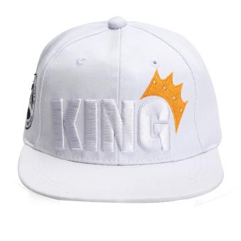 Beli sekarang Gadis Anak Anak Bayi Topi Bisbol Snapback Disesuaikan Topi Hip Hop Olahraga Teamtop-Internasional terbaik murah - Hanya Rp51.016