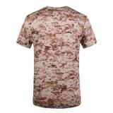 Spesifikasi Tees Militer Musim Panas Pria Pendek Tops Lengan Outdoor Trend Kebugaran Pelatihan Tentara Taktis T Shirt Online