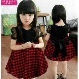 Tekken Fashion Pakaian Anak Perempuan - Dress Liesel Kids | Lazada Indonesia
