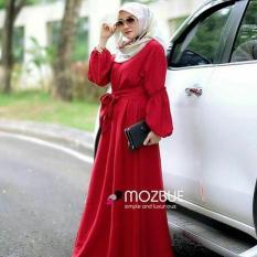 TERBARU Baju Gamis/ Brenda Dress/ Baju Murah Bandung