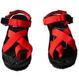 Spesifikasi Terlaris Sandal Gunung Suzuran Black Red