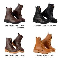 Terlaris Sepatu Boot Pria Nike Adidas Converse Humm3r Boots Delta Kickers BERKUALITAS