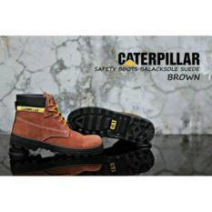 TERMURAH 59 000 Rb Terlaris TERMURAH Sepatu Boots Sepatu Caterpillar Safety Boots Original Bandung CUSTOM BANDUNG