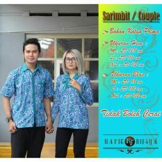 Termurah!!!  Baju Sarimbit Batik / Couple / Kemeja Dan Blus AR003  Batik Keren