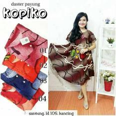 Termurah Daster Payung Batik Pekalongan / Baju Hamil / Baju Menyusui / Daster