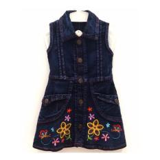Harga Terusan Anak Cewek Bahan Jeans Yg Bagus
