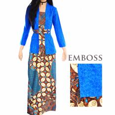 Review Toko Terusan Batik Gamis Kutu Baru Long Dress Lt2 Online
