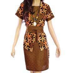 Beli Terusan Dress Batik Lt1 Cicilan