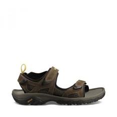 Teva Mens Katavi Outdoor Sandal,Brown, US