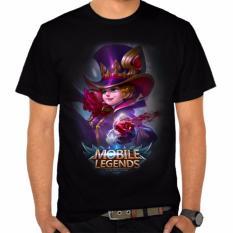 Jual Thanks Mother Kaos Distro Kaos 3D Kaos Pria Kaos Mobile Legend Harley Hitam Thanks Mother Di Banten