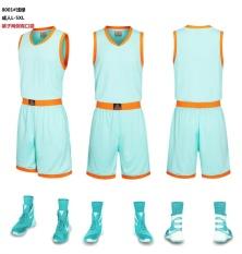 2018 Ledakan Blank Piring Keranjang Pakaian Keringat Bernapas Sportswear Pakaian Clothing Logo Keranjang Sekolah League-Internasional
