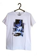 Beli The First Flower Power T Shirt Putih Online