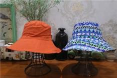 Perdagangan Luar Negeri Asli Daftar Perempuan Rekreasi Luar Ruangan 100 Ambil untuk Pergi On Sebuah Bender untuk Menyembunyikan Matahari topi Katun Hemp Kedua Sisi untuk Memakai Topi Kap Lampu Topi Nelayan Topi-Internasional