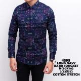 Toko The Most Kemeja Panjang Batik Songket Kerja Kondangan Pria Casual Warna Hitam Hijau Navy Formal Atasan Cowok Fashion Terbaru Termurah Terlaris Beli Baju Kaos Oblong Distro Bandung Terlengkap Di Jawa Barat