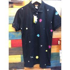 Spesifikasi The Most Kaos Polo Shirt Kerah Sanghai Pria Casual Kaos Polo Kaos Adem Kaos Pria Tshirt Pria Kaos Distro Bandung Kaos Distro Kaos Keren Putih Merah Navy Combinasi 3 Warna Baru