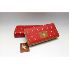 Harga The Musketeer Dompet Fashion Wanita Dolly Wallet Red New