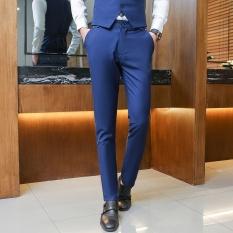 Toko Pria Baru Santai Celana Lurus Celana Panjang Pria Pakaian Intl Online Terpercaya