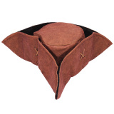 Review Pihak Pirates Of The Caribbean Jack Sparrow Hat Intl