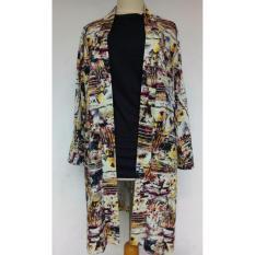 The Queen Kimono Outfit - Yellow