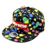 Harga Amerika Serikat Pria Kasual Merek Fashion Topi Supreme Pasangan Sunhat Topi Bisbol Intl Yang Murah