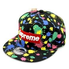 Katalog Amerika Serikat Pria Kasual Merek Fashion Topi Supreme Pasangan Sunhat Topi Bisbol Intl Oem Terbaru