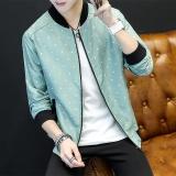 Toko Tipis Man Sunscreen Pakaian Slim Seragam Bisbol Jaket Coat Boys Siswa Kencang Intl Tiongkok