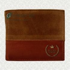Promo Toko Three Second Laser Embossed Wallet
