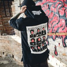 Jual Tide Merek Laki Laki Berkerudung Lengan Pendek Pria T Shirt Hip Hop Hip Hop Sweater Hitam Baju Atasan Kaos Pria Kemeja Pria Murah Tiongkok