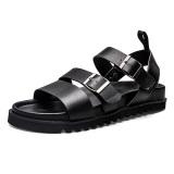 Perbandingan Harga Tide Merek Martin Hitam Bergerigi Bawah Pantai Sepatu Sandal Hitam Sepatu Pria Sepatu Sendal Other Di Tiongkok