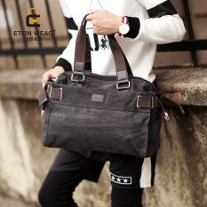 Beli Tidog Tas Kanvas Casing Bahu Casing Pria Cenderung Booming Serong Pelawak Recreatio Fashion Tas Jinjing Internasional Online Tiongkok