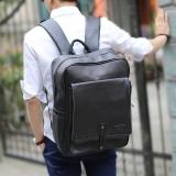 Tidog Pria Korea Selatan Tas Ransel Laptop Tas Komputer International Terbaru