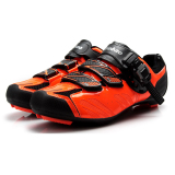 Jual Tiebao Tb36 B1407 Bersepeda Road Motor Terlihat Spd Sl System Sepatu Orange Baru Tiebao Asli