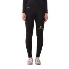 Tiento Baselayer Celana Panjang Ketat Hitam Emas Leging Pants Legging Wanita dan Pria Compression Lari Senam Zumba Yoga Running Futsal Sepakbola Renang Diving Voli Sepeda Original