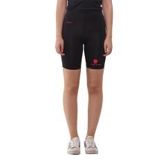 Tiento Baselayer Celana Pendek Ketat Hitam Merah Leging Pants Legging Wanita dan Pria Compression Lari Senam Zumba Yoga Running Futsal Sepakbola Renang Diving Voli Sepeda Original