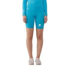 Tiento Baselayer Celana Pendek Ketat Turkis Leging Pants Legging Wanita dan Pria Compression Lari Senam Zumba Yoga Running Futsal Sepakbola Renang Diving Voli Sepeda Original