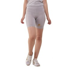 Tiento Baselayer Celana Pendek Ketat Abu-abu Leging Pants Legging Wanita dan Pria Compression Lari Senam Zumba Yoga Running Futsal Sepakbola Renang Diving Voli Sepeda Original