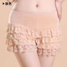 Harga Tiga Poin Modal Anti Musim Panas Perempuan Celana Pendek Celana Keselamatan Warna Kulit Yg Bagus
