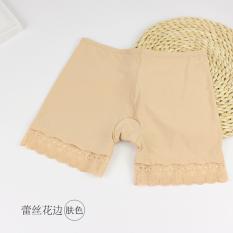 Harga Celana Short Perempuan Asuransi Legging Sutra Es Tidak Berbekas Renda Tepi 3 Poin Celana Daging Berwarna Baju Wanita Celana Wanita Oem