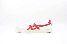 Jual Tiger Casual Loafers Retro Tenis Sepatu Kulit Pria Slip Ons Tiger Gsm Fashion Sepatu Remaja Sepatu Putih Dan Merah Intl Tiger Original