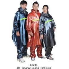 Jual Tiger Head 68214 Jas Hujan Poncho Celana Exclusive Satu Set
